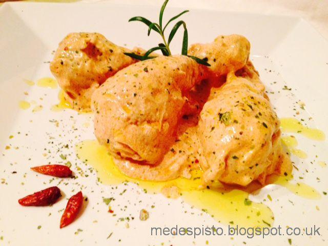 Blog de Astarte: Pollo tandoori curry especiado