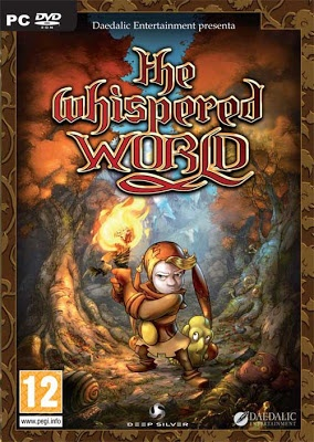 Ficha de The Whispered World - 2010