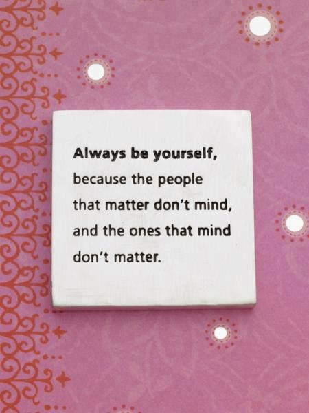 "Vilmain Pewter - Always Be Yourself Paperweight ""Always be yourself because the people that matter don't mind, and the ones that mind don't matter"". Another great addition to the Vilmain Pewter paperw"