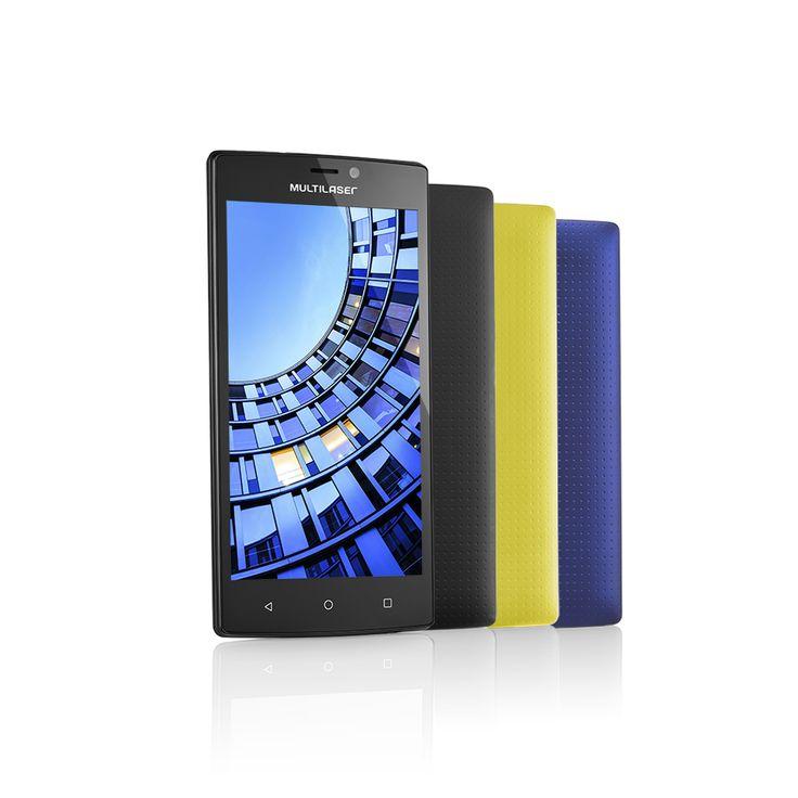 Smartphone MS60 2 GB memória RAM QuadCore Android 5