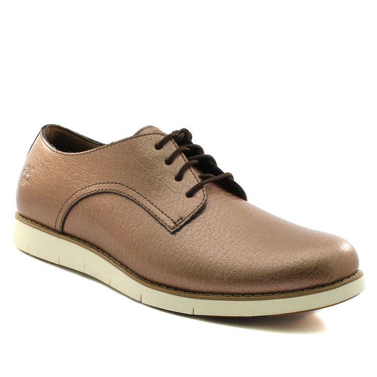 556A TIMBERLAND LAKEVILLE OX MARRON www.ouistiti.shoes le spécialiste internet #chaussures #bébé, #enfant, #fille, #garcon, #junior et #femme collection printemps été 2017