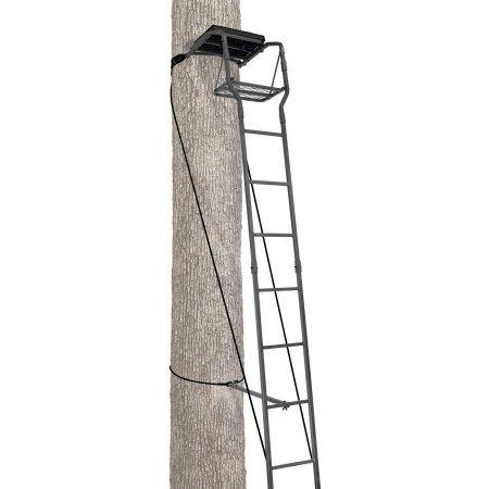 Ameristep 15' Ladder Stand - Walmart.com