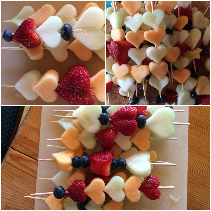 Fruchtspiesse