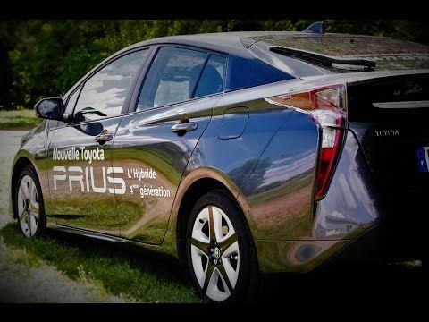 passion voiture hybride: Toyota Prius Hybride 4 génération 2016 Nouveauté e...