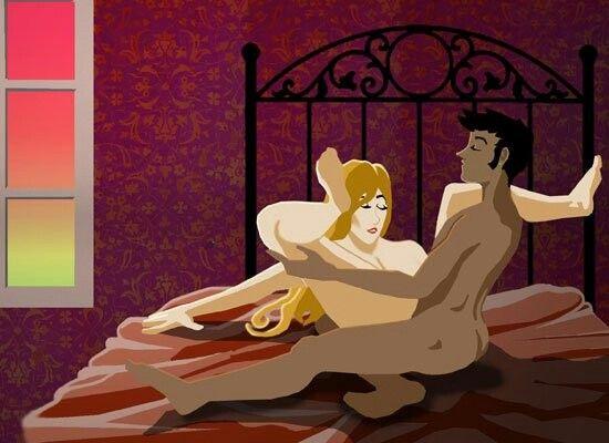 Kamasutra sexe anal en images