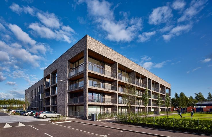 Laurieston Housing Glasgow - Ian White Associates Landscape Architects iwastirling