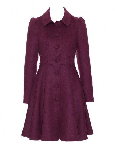 The Willow Coat, now available in wine from Review.