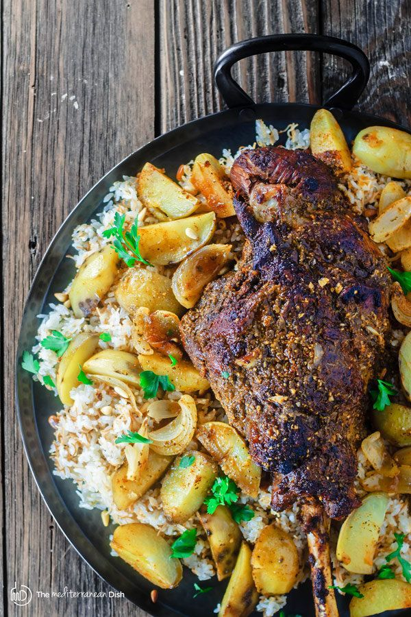 The Best Easter Lamb Recipes For A Holiday Feast