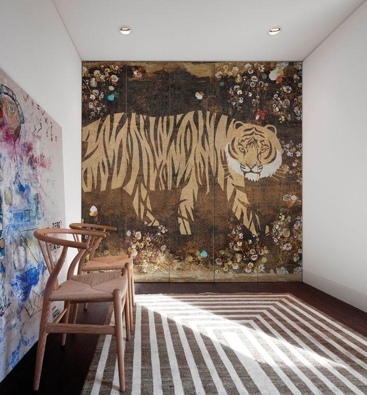 Creatività in ufficio, fra boschi mari e tigri. Se non puoi avere la Natura come ambiente lavorativo, come puoi evocare l'energia della Natura nel tuo ufficio?