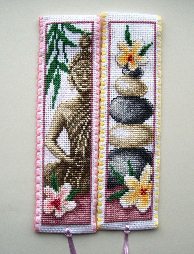 Marque-page - Boudha & pierres zen