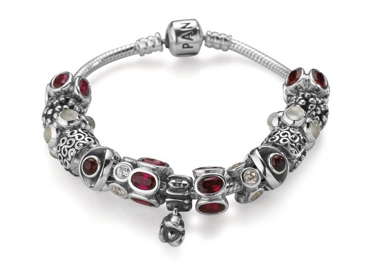 Build Your Own Pandora Bracelet Online