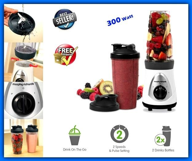 Electric Food Blender Fruit Juice Extractor Smoothie Maker Ice Crusher Machine
