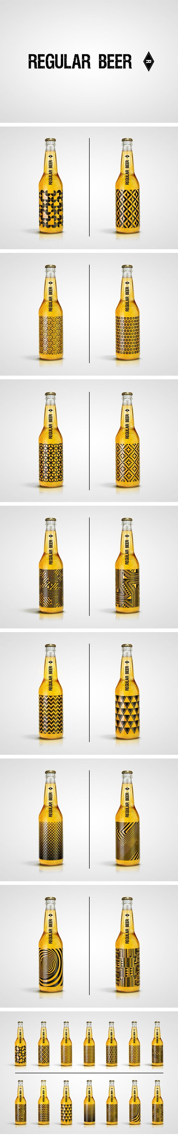 Regular Beer by Kamil PiÄ…tkowski