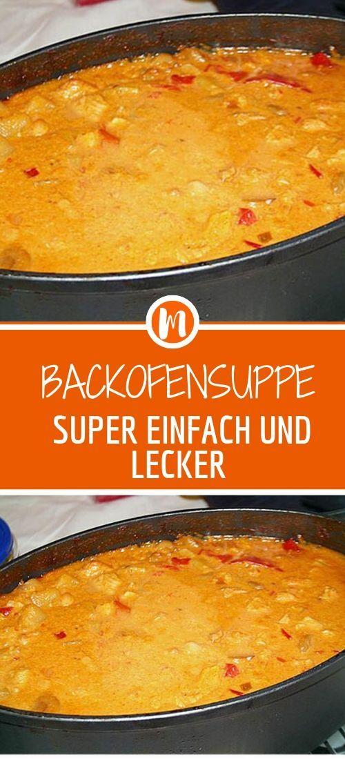 BACKOFENSUPPE SUPER EINFACH UND LECKER