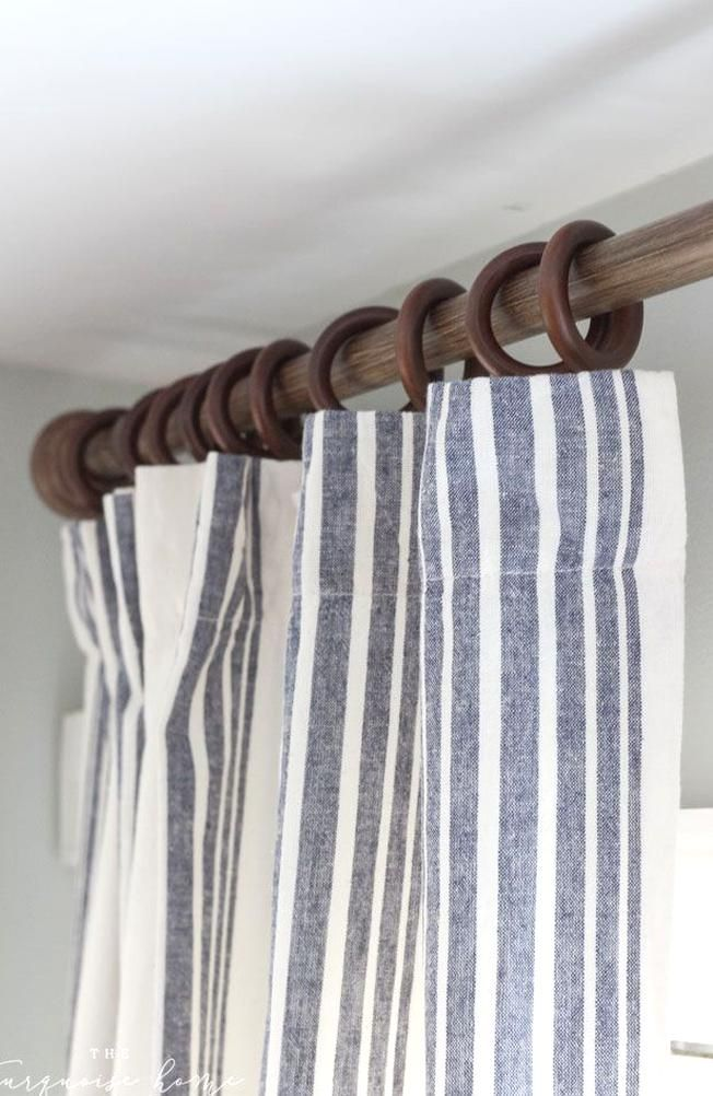 Eous Farmhouse Curtain Ring Hack Lowes Rings And Curtain Hooks In