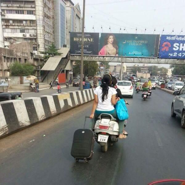 This happens only in India