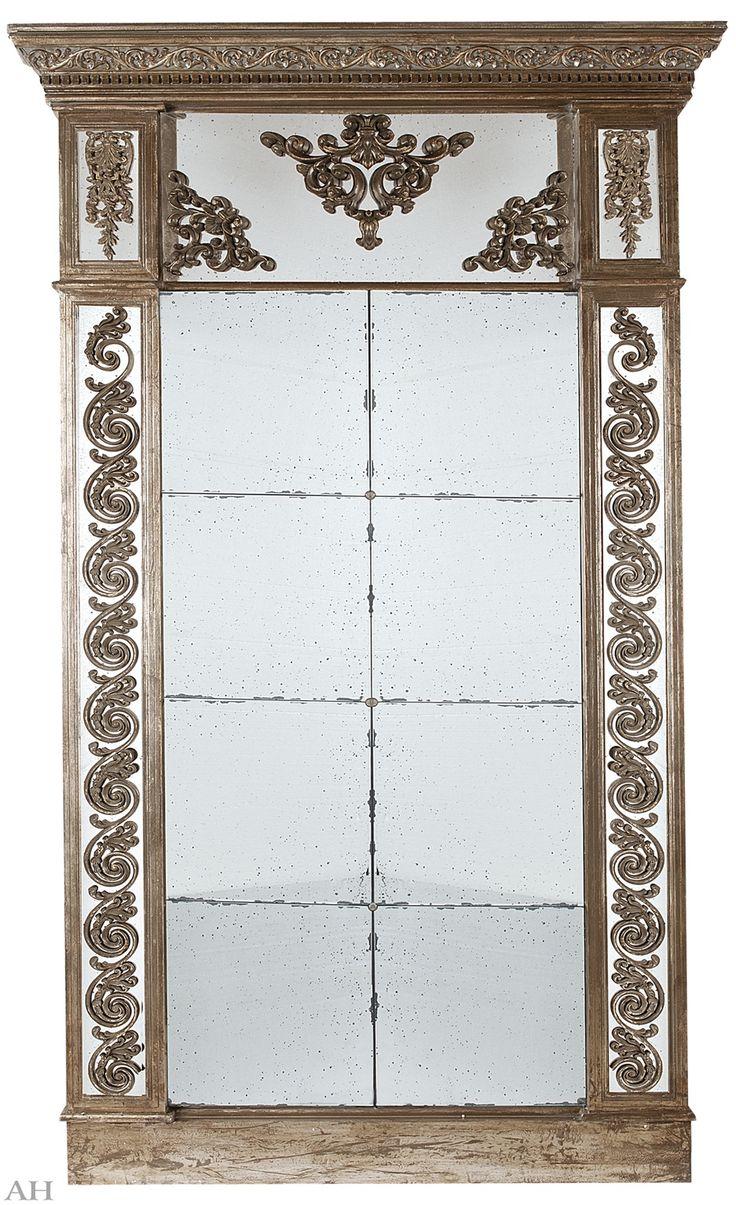Зеркало настенное 142 х 228 см