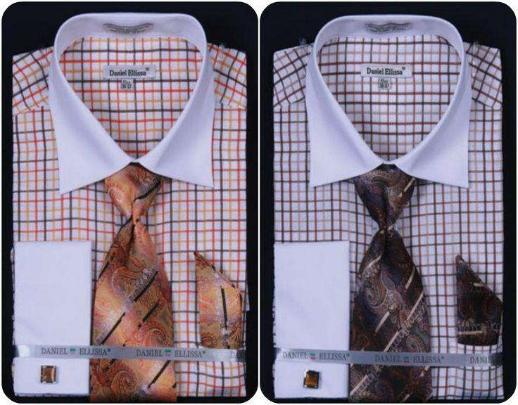 Tipos differrent de Vestir Cuff #Francés #Camisas De Parahombreusa