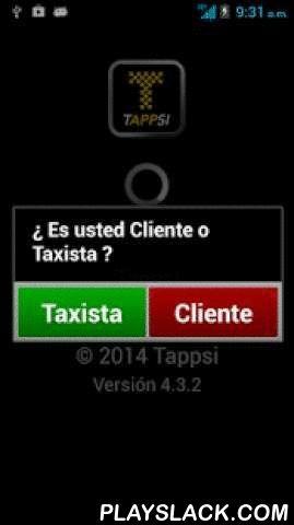 Tappsi Taxista  Android App - playslack.com ,  App para Taxistas en Colombia (En BOGOTA, BARRANQUILLA, CARTAGENA, MEDELLIN, CALI, BUCARAMANGA, PEREIRA, MANIZALES Y ARMENIA).¡La nueva forma eficiente y económica de conseguir carreras!Si no te gusta el radioteléfono o el satelital no es para ti, tranquilo que hay una mejor opción que te ayuda a conseguir más carreras y pasajeros seguros a toda hora del día. App voor Taxi Drivers in Colombia (in BOGOTA, Barranquilla, Cartagena, Medellin, Cali…