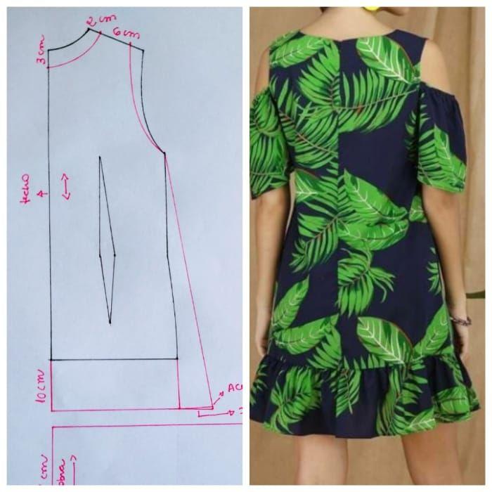 #pattern #patrones #modelagem #costura