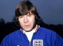 England Players - Malcolm Macdonald