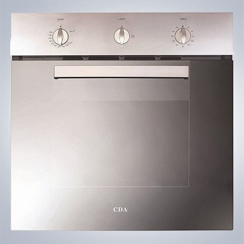 CDA SC112SS 60cm Electric Multifunction Oven £229 - RRP: £399