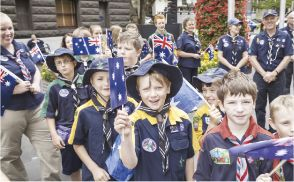 Fact sheets - Australia Day