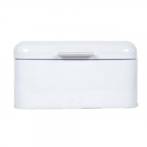 Chlebník Odelo Retro dizajn, OD1268W, biely