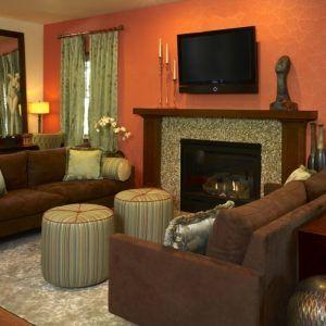 The 25+ best Burnt orange rooms ideas on Pinterest | Burnt orange ...