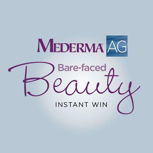 i just entered the mederma ag bare faced beauty instant win enter now - Babies R Us Egift Card