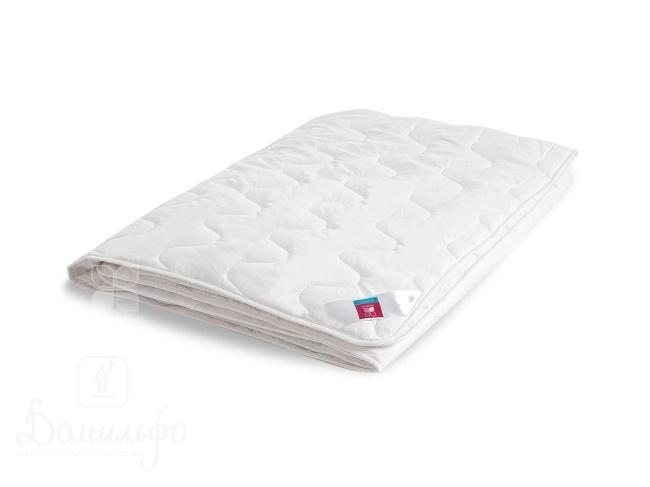 Одеяло детское из искусственного лебяжьего пуха стеганое ЛЕЛЬ 110х140Л от производителя Легкие Сны (Россия)