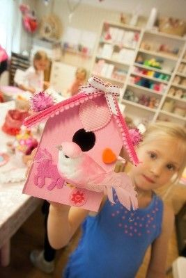 Kinderfeestjes, feest benodigdheden en zeepbedankjes | La Casa Bella kinderfeestjes
