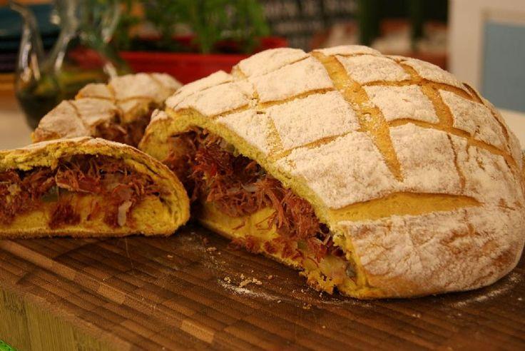 Pão de Mandioquinha e Carne Seca | Baixo colesterol | Receitas Gshow