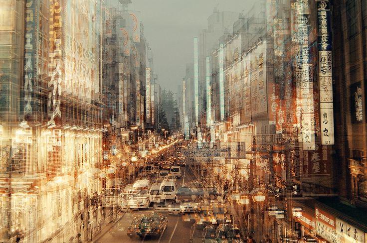 1X - Shibuya by Stephanie Jung