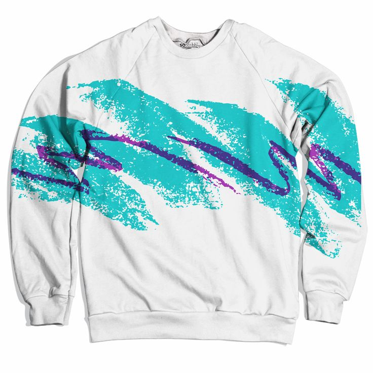 Jazzy 90s Sweater