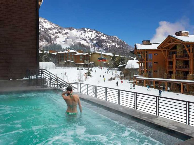8) An eco-friendly vacation destination-Jackson Hole's Eco-Friendly Hotel Terra Delivers Luxury with a Conscience, LEED certified and all the wildlife of Yellowstone and Glacier National Park #TakePart #Summer