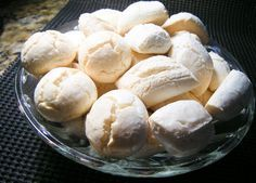 Uma verdadeira delícia, clique e confira!! - Aprenda a preparar essa maravilhosa receita de Biscoitinho que derrete