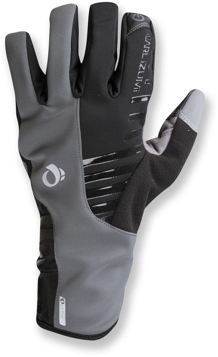 Motorcycle gloves to prevent numbness - Pearl Izumi Men S Elite Softshell Bike Gloves