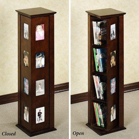 Griffin DVD Storage Tower Autumn Cherry