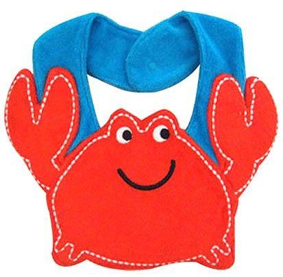 Crab Bib    Condition  New      Crab Feeding Bib  Contact Letima House Baby Shop : Text & Whatsapp: +62-877-8080-6878  Blackberry Pin : BBM: 512B5D2E / 74B97998