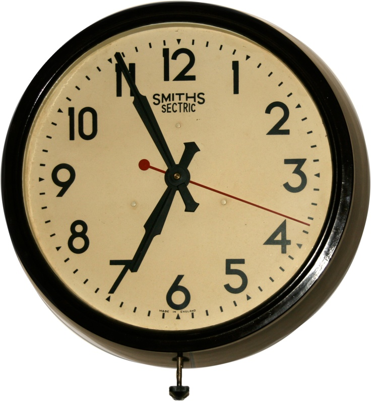 Smiths Delhi Major Wall Clock Electric Clocks Electric