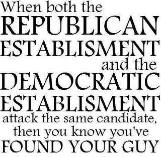 ....... remember Herman Cain. I know he ran as a republican but I think he was one of best libertarians since Harry Browne. Let's face it most Americans aren't going to vote in a third party regardless of what they stand for.