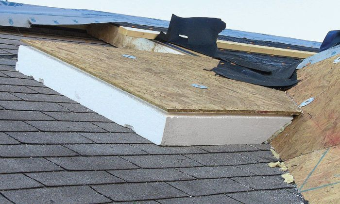 Article Image Roof Insulation Roof Sheathing Foam Insulation