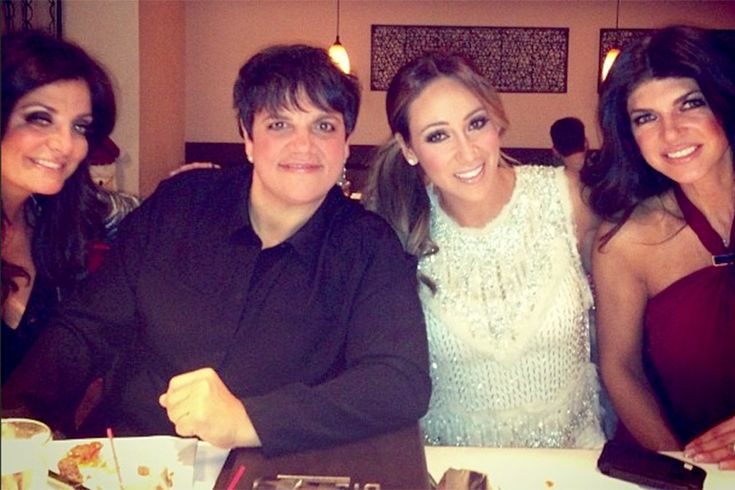 "Melissa Gorga Says She's ""Grown Apart"" From Kathy Wakile and Rosie Pierri"