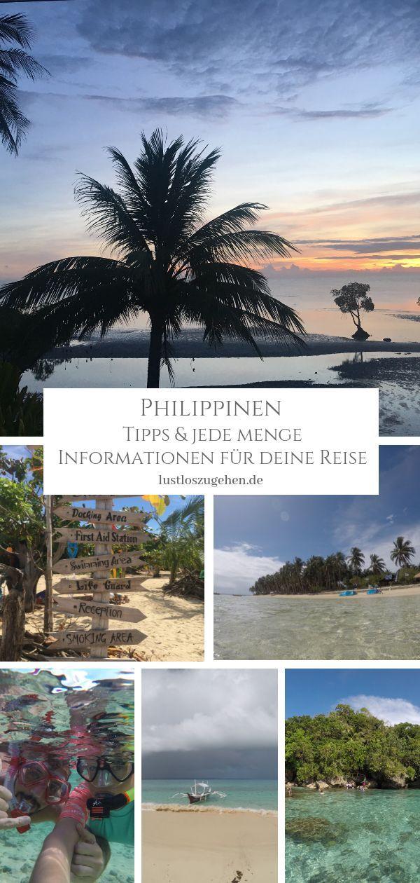 Backpacking Abenteuer auf den Philippinen