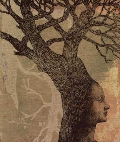 made by: Piia Lehti , 2013 on silkscreen
