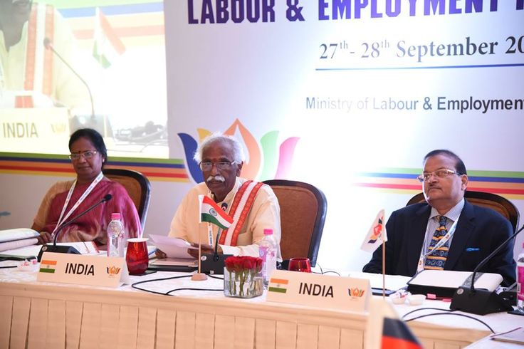 Addressed press conference on 2nd BRICS Labour & Employment Ministerial meeting, in New Delhi. #BRICS2016