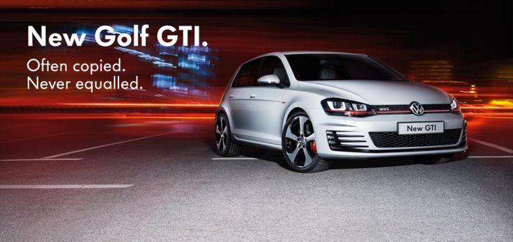 Golf GTI < Models < Volkswagen South Africa