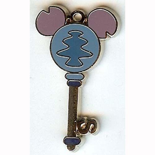 Disney WDW Stitch Key Mystery PWP Limited Release Pin New