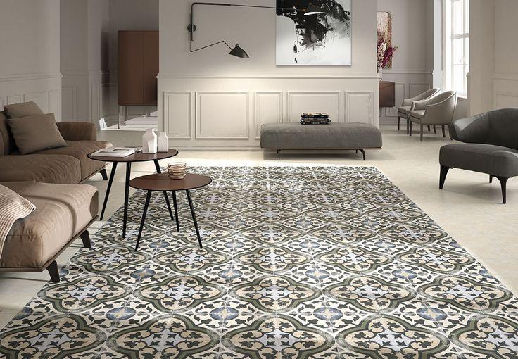 Evoque Carthusian Floor Patterning